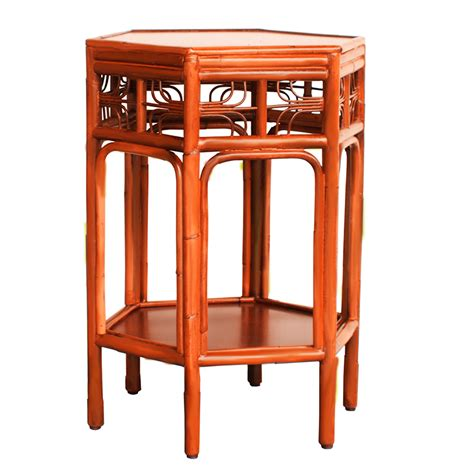 orange accent tables orange end table cocoanais com
