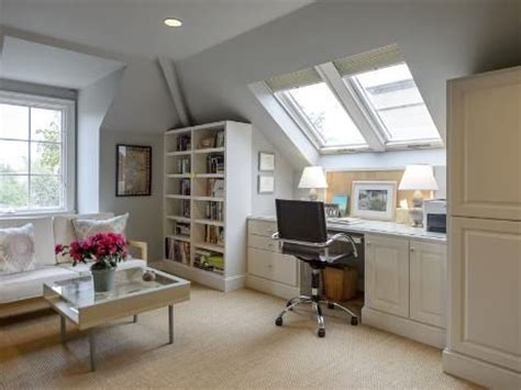 livable attic space smal home best 20 attic office ideas on