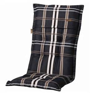 gartenmöbel auflagen hochlehner polster auflage f 252 r gartenm 246 bel gartensessel hl des