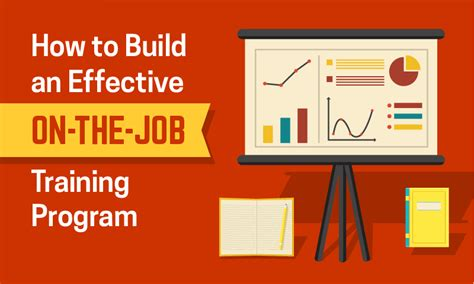 how to build an effective on the job training program