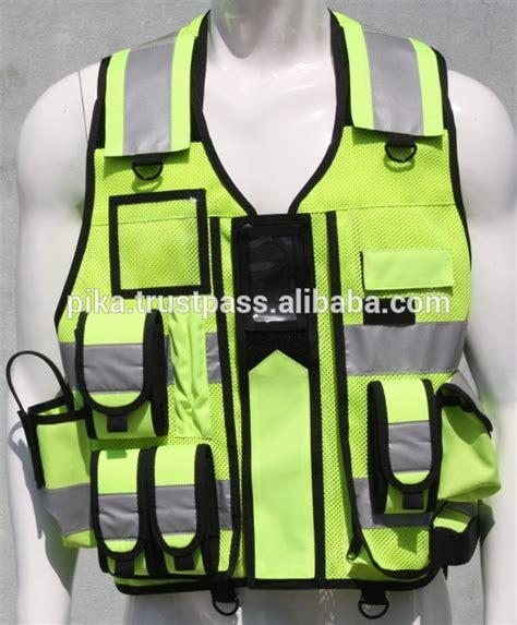 security vest hi visibility reflective fluorescent security vests buy duty vest safety