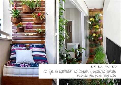 decorar tu terraza al estilo decoracion terrazas pequenas cebril