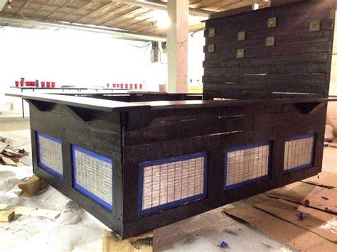 diy boat bed frame 42 diy recycled pallet bed frame designs