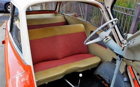 Isetta Interior by Legroom 1958 Bmw Isetta 600 Limo