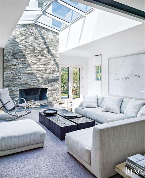 modern vintage interior design bonjourlife modern neutral family room with vintage rocker