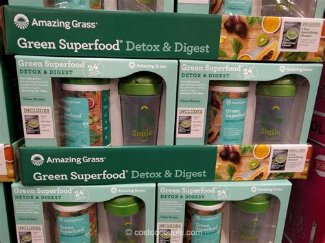 Green Detox Drink From Costco by Cooked Dungeness Crab And King Crab Legs