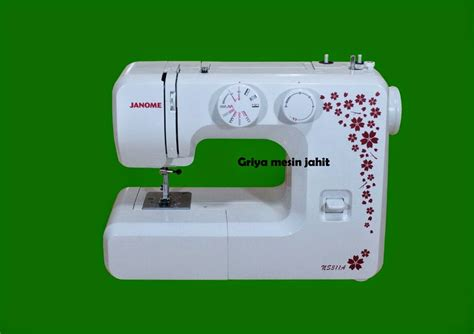 Mesin Jahit Portable Janome Ns311a mesin jahit butterfly
