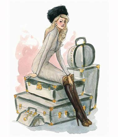 the sketch book inslee haynes fashion illustration by