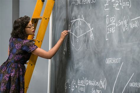 katherine johnson in movie the math behind quot hidden figures quot why stem is important