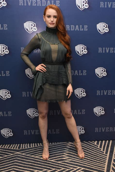 madelaine petsch series madelaine petsch quot riverdale quot tv series photocall in