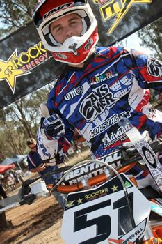 motocross gear gold coast marshall gaining strength in mx nationals as collarbone