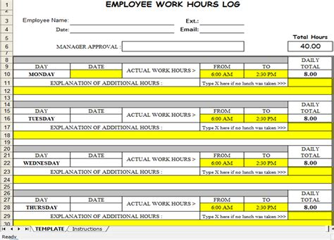 employee timesheet template excel spreadsheets help employee timesheet spreadsheet
