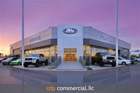 peoria ford 187 cdp commercial photography architectural