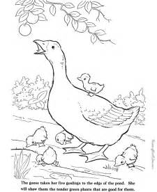 free coloring pages of animals free farm animal coloring sheets 027