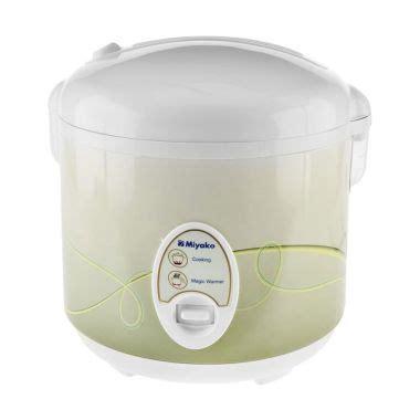 Daftar Rice Cooker Merk Miyako jual miyako mcm 508 magic penanak nasi rice cooker