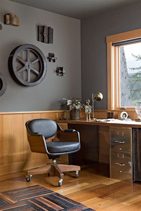 mid century modern home office design ideas interior god