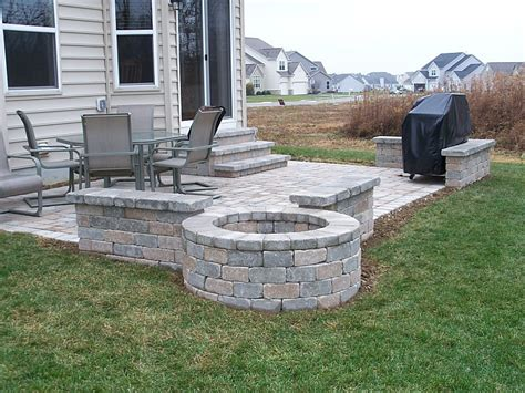 easy patio pavers easy patio pavers simple paver patio house laying