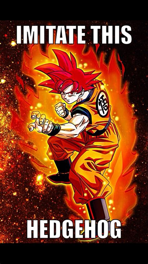 Super Saiyan Meme - super saiyan god meme by mrjodrick on deviantart