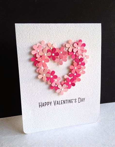 Valentines Day Handmade Cards - 25 best ideas about cards on