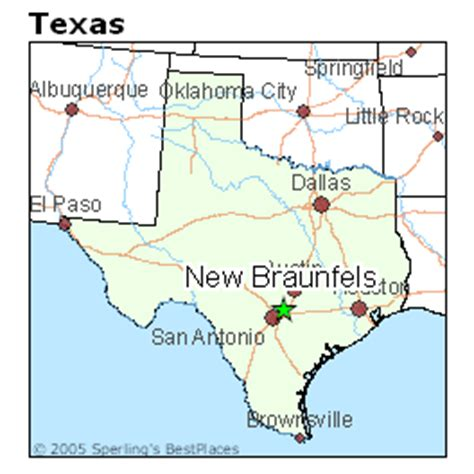map of new braunfels texas best places to live in new braunfels texas