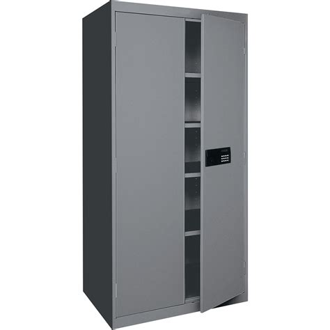 Electronic Equipment Cabinets sandusky keyless electronic cabinet 36in w x 24in d
