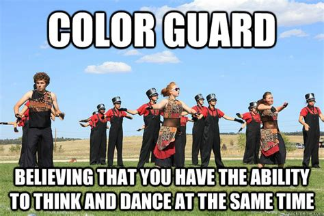 Color Guard Memes - color guard meme memes quickmeme