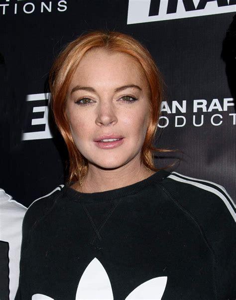 Lindsay Lohan by Lindsay Lohan At Lgbtq At Trade Nightclub In