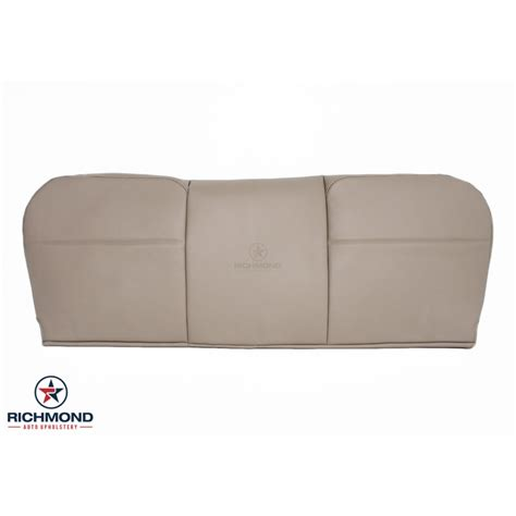 tan bench seat cover 2008 2010 ford f 550 xl vinyl bottom bench seat cover tan