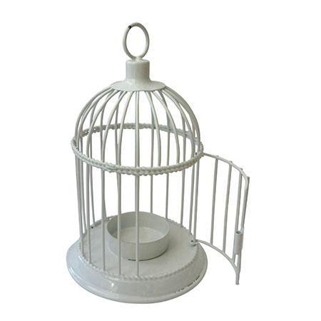 Decorer Une Cage A Oiseau by Support 224 D 233 Corer En M 233 Tal Bougeoir Cage 224 Oiseau 17 X