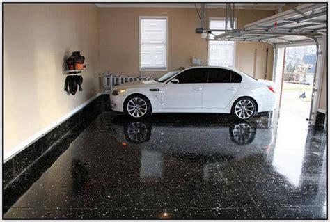cool garage floors monochromatic gray for garage floor home design ideas