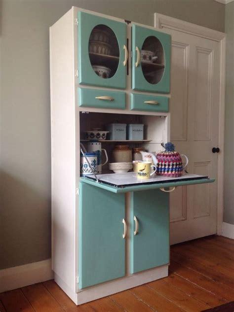 1950 39 s vintage kitchen larder cupboard cabinet kitchen larder cupboard kitchenettes and larder cupboard