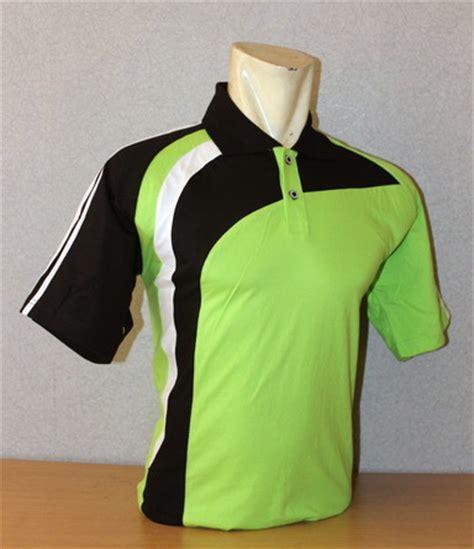 Kaos Olahraga Kalibre Active Hitam Hijau Stabilo pusat grosir kaos seragam dan baju olahraga