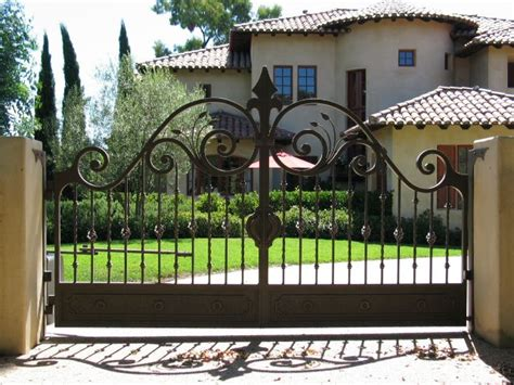 wrought iron gate design catalogue search