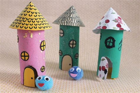 Crafts With Papers - 10 creative diy toilet paper roll craft ideas k4 craft