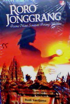 Buku Novel Roro Jonggrang novel obral buku sriwedari tb nobi novels