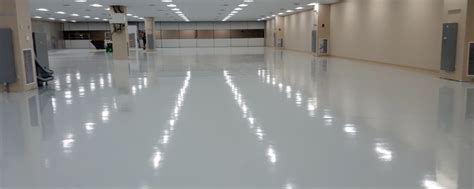 Polyaspartic Floor Coating by Protective Industrial Polymers