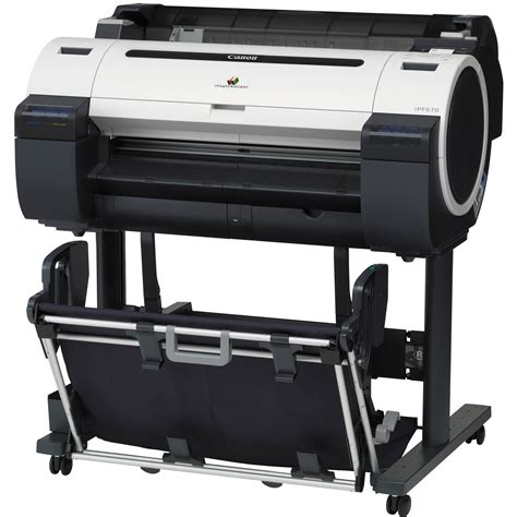format video canon canon ipf 670 5 colour 24 quot inch a1 wide format cad printer