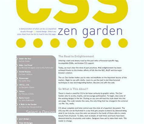 css tutorial zen garden dise 241 o web dise 241 o de logos animaci 243 n flash pixeina