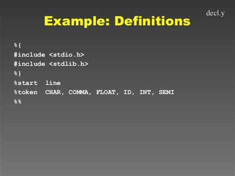 Compiler Design Tutorial Nptel | compiler design tutorial