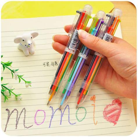 Pen Creative Soldiers Ballpoint Spe028 1 korean stationery color pen advertising creative creative bent school