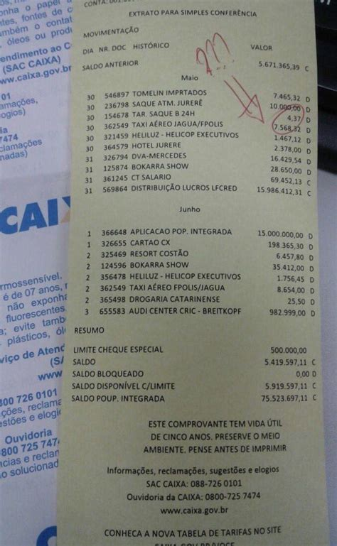 caixa economica extrato da habitao imposto de renda kd os doent 245 es do vt que criticam que deixa o dinheiro na