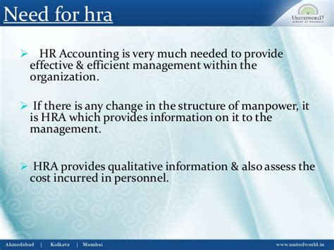Mba In Hr Worth It by Human Resource Accounting And Social Accounting
