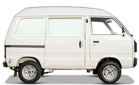 Suzuki Vans Help With A Small Suzuki Stichting Interhelp