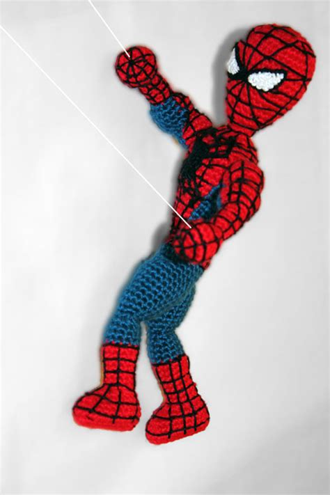 spiderman amigurumi pattern free spiderman superhero amigurumi pattern amigurumipatterns net