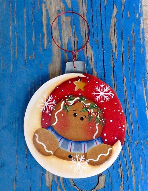 ideas  gingerbread ornaments  pinterest