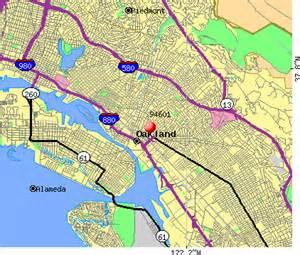 Oakland Ca Zip Code Map by 94601 Zip Code Oakland California Profile Homes