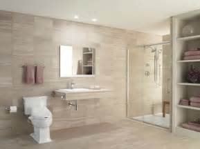 Handicap Accessible Bathroom Designs handicapped accessible amp universal design showers