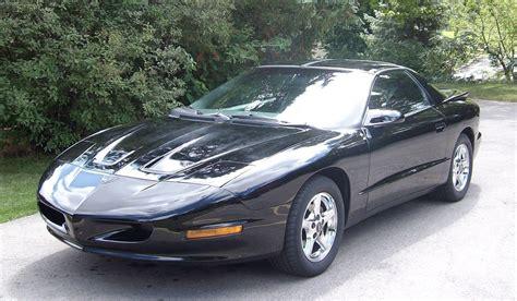 1996 Pontiac Firebird by 1996 Pontiac Firebird Information And Photos Zombiedrive