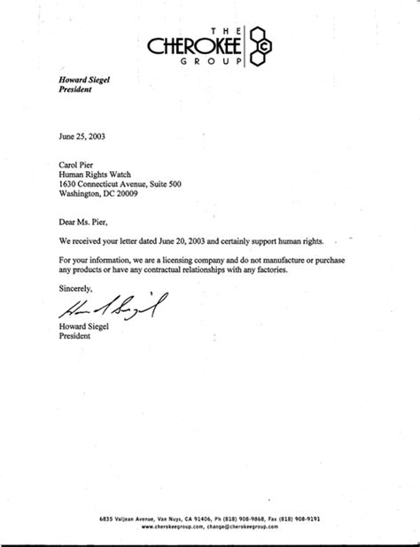 Resignation Letter Walmart Deliberate Indifference El Salvador S Failure To Protect Workers Rights Appendix Response