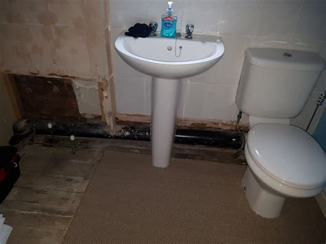 Plumbing Advice Forum by Help Plumbing A Shower Waste To Soil Stack Diynot Forums